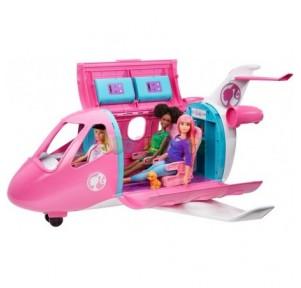 Avión de Barbie con Piloto