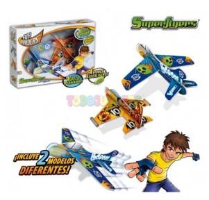 Avión superflyers microgliders