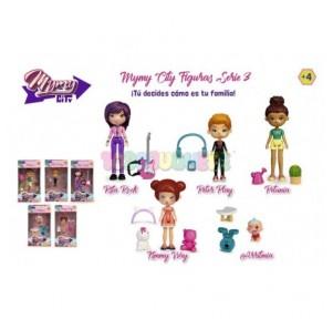 Mymy City S3 Figuras...