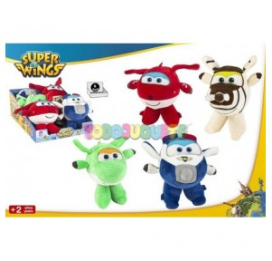 Super Wings peluches surtidos