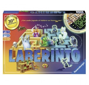 Juego Laberinto Glow in the...