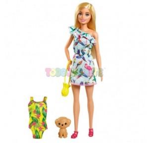Muñeca Barbie Escapada con...