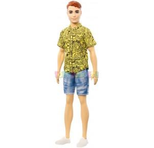 Muñeco Ken Fashionista 139...