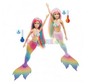 Barbie Muñeca Sirena...