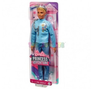 Muñeco Ken Príncipe