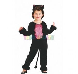 Disfraz gatita kity 1-2 años