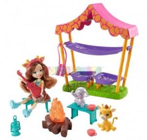 Muñeca Enchantimals con Set...
