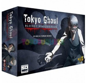 Juego Tokyo Ghoul - Bloody...