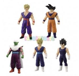 Dragon Ball Set 5 héroes...