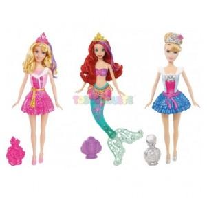 Muñeca princesas baño y...