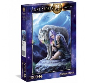 Puzzle 1000 Anne Stokes...