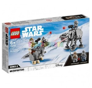 Lego Microfighters AT-AT vs...