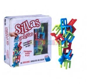Juego Sillas Colors