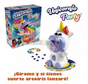 Juego Unicornio Party