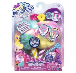Candy Locks Pack Doble...