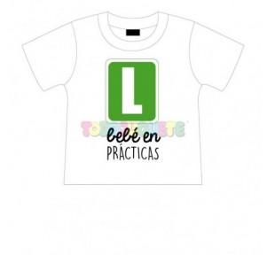 Bauba style- camiseta bebé...