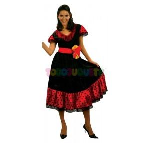 Disfraz baile flamenco chica