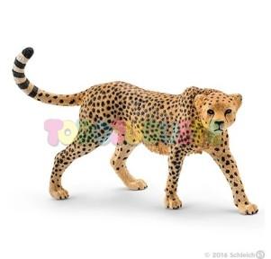 Figura guepardo hembra...