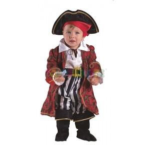 Disfraz Baby Pirata 3-12...