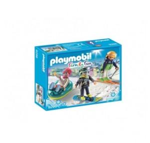 Deportes de invierno Playmobil