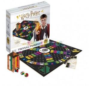 Juego Trivial Pursuit Harry...