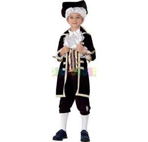Disfraz noble época boy...