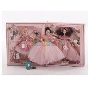 Muñeca princesa con...