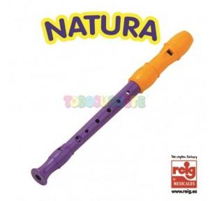 Flauta Natura music color Reig
