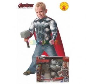 Disfraz Thor pecho...