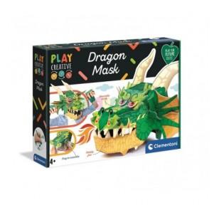 Play Creative Máscara Dragón