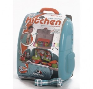 Cocina en Mochila 28 cm...