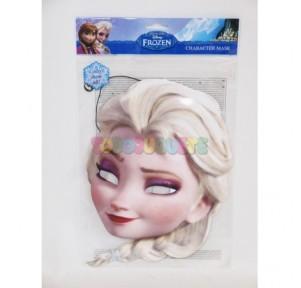 Máscara Frozen Elsa