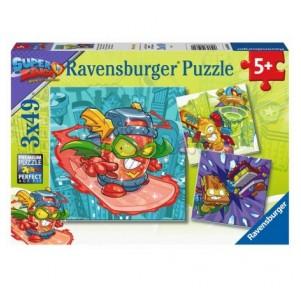 Puzzle 3x49 Super Zings