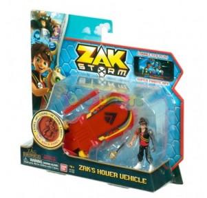Zak Storm vehículo