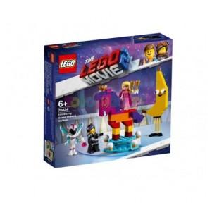 Lego Movie Se Presenta...