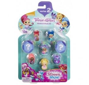 Shimmer y Shine Packs 8 Genios