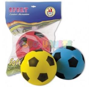 Balón soft 20cm surtido