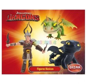 Dragones de berk figuras...