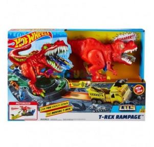 Hot Wheels Alboroto T-Rex