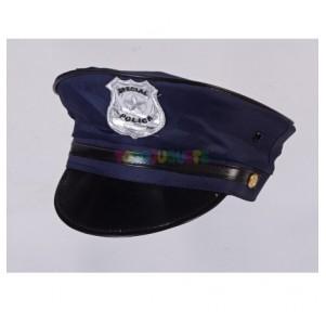 Gorra de Policía Adulto