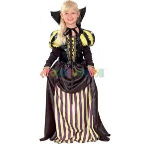 Disfraz noble época girl...