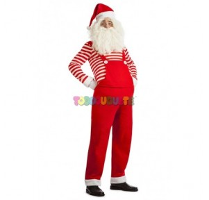 Disfraz Papa Noel Tirantes...