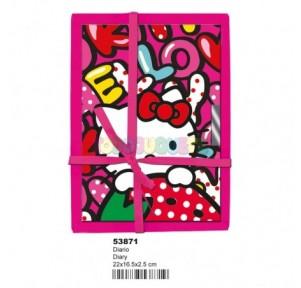 Hello Kitty Sweetness diario