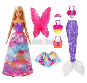 Barbie Muñeca Dreamtopia...
