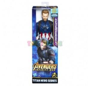 Avengers figuras Titan...