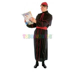 Disfraz pontífice  adulto