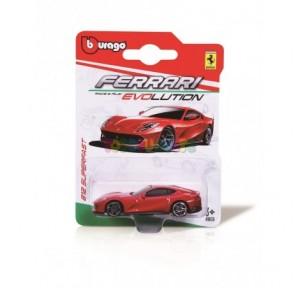 Coche 1:72 Ferrari...