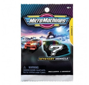 Micromachines Bl.1 vehículo