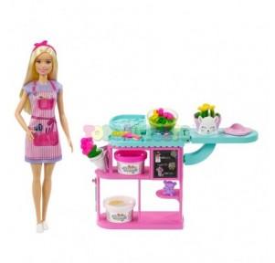 Barbie Floristería