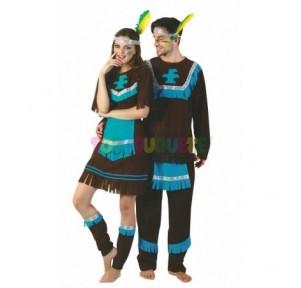 Disfraz Indio nativo Adulto